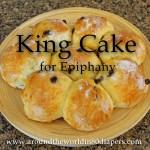 King Cake poster copy