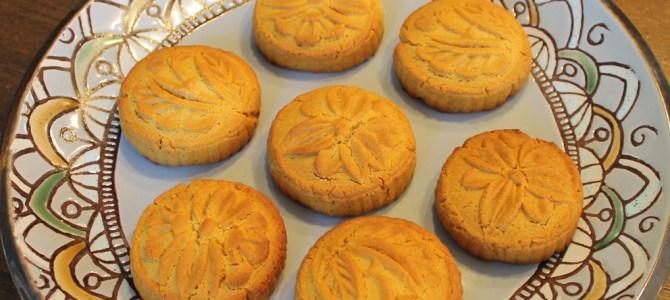 Highchair Travelers: Coconut Mooncakes