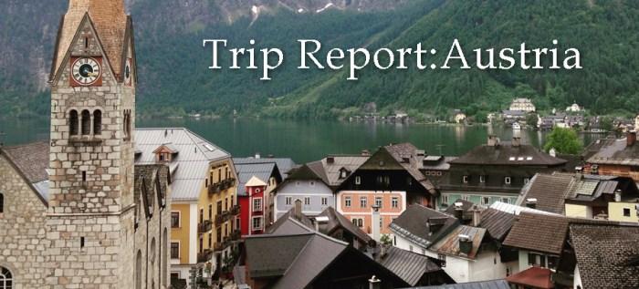 Austria trip report featured copy