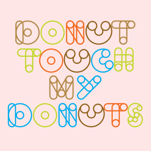 Type Design: Donut
