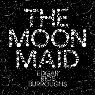 """""""The Moon Maid"""" Cover for """"Recovering the Classics"""""""