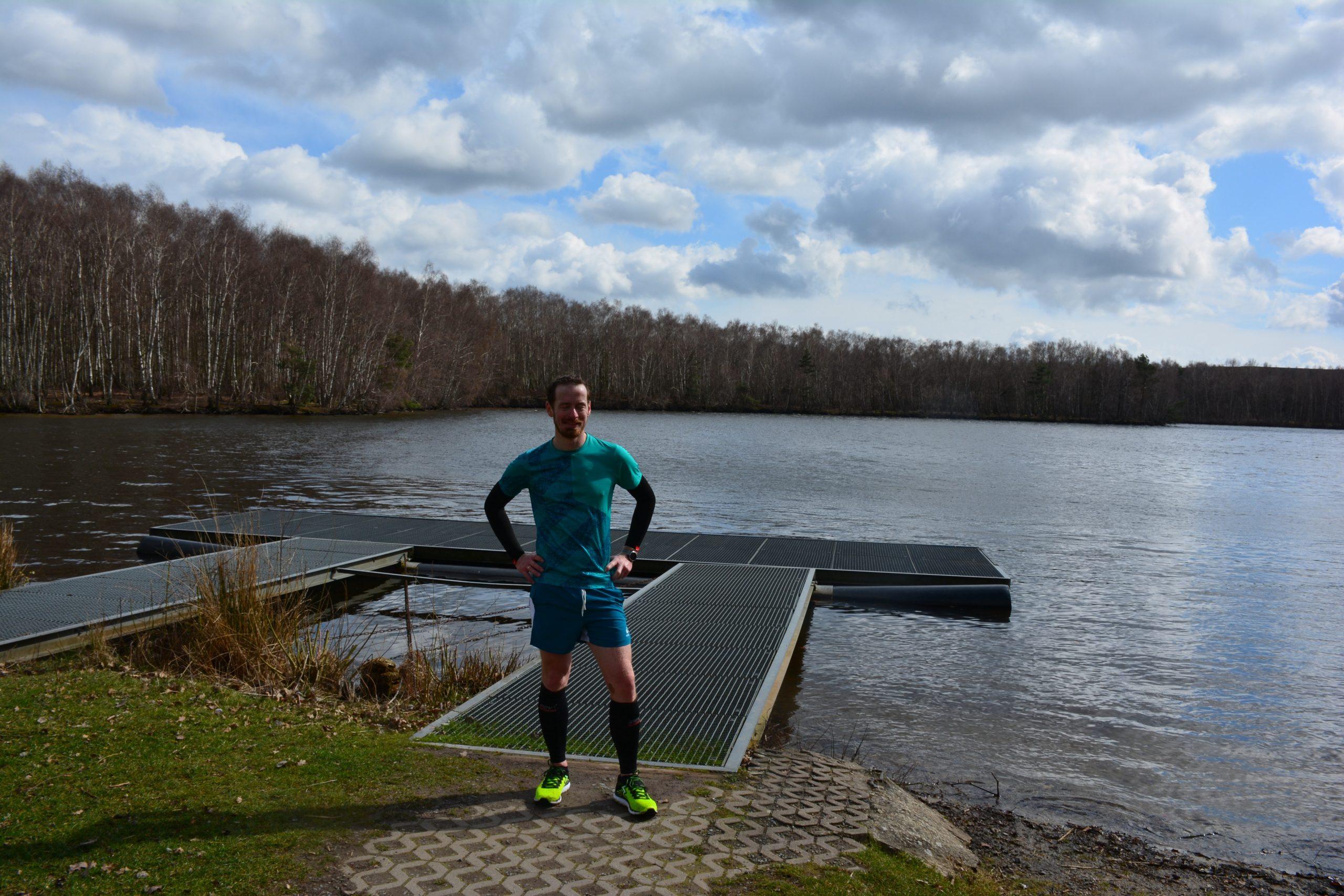 Marathon um den Altwarmbüchener See