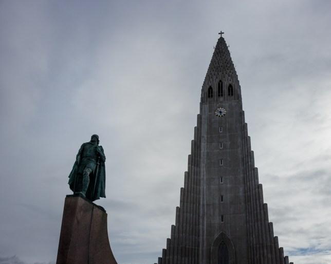 Hallgríms-Kirche