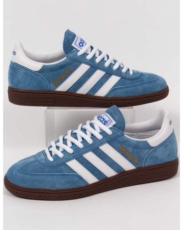 Adidas Handball Spezial Trainers Royal Bluewhite
