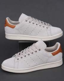 Adidas Stan Smith Trainers Clear Brown Originals Mens Shoes