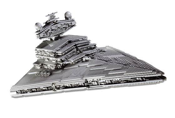 Kris Geysen Uit De Kast LEGO Imperial Star Destroyer