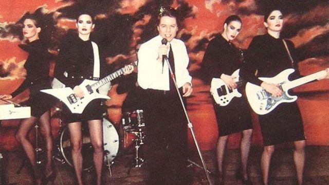 Addicted To Love 80s