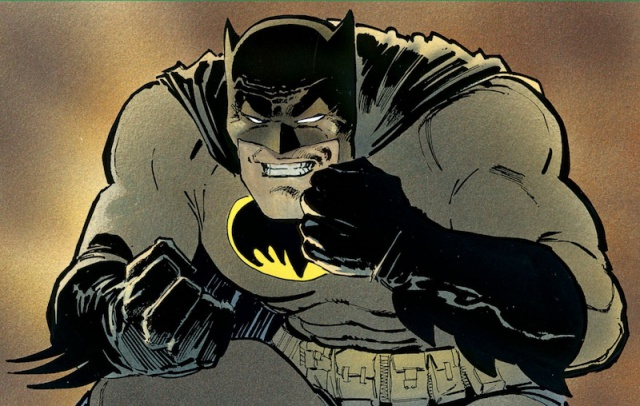 Baard Frank Miller Batman
