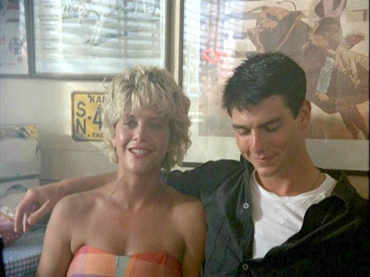 Top Gun Meg Ryan grieving widow
