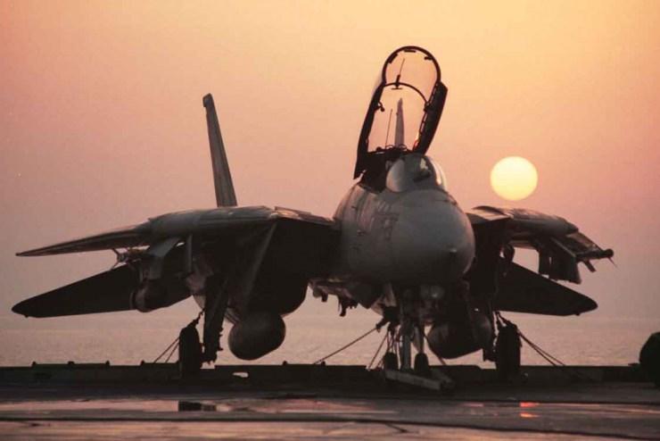 Top Gun F14
