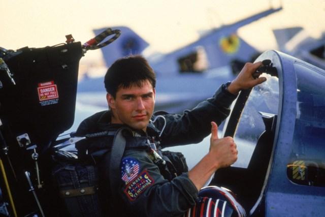 Top Gun Maverick Tom Cruise
