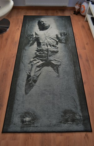 Davy Segers Carbonite Han Solo