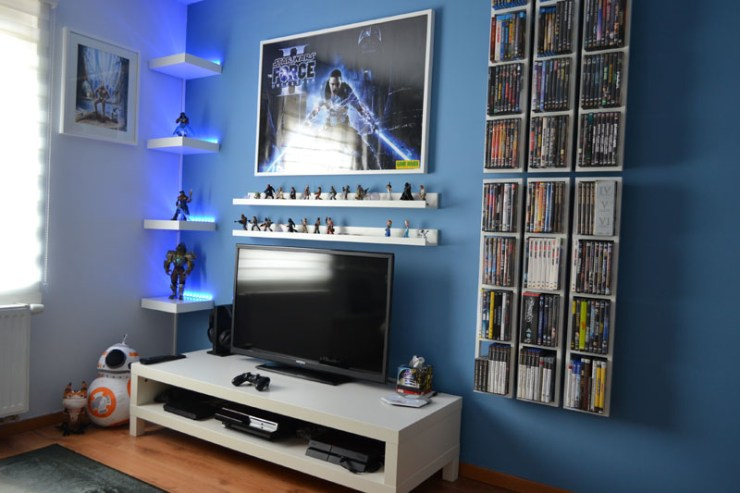 Davy Segers Star Wars The Force Unleashed Television Corner