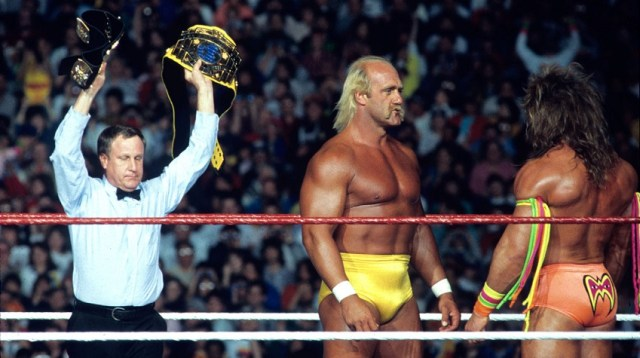 Hulk Hogan Warrior Wrestlemania VI