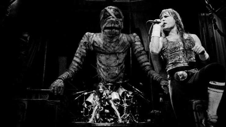 Bruce Dickinson Iron Maiden