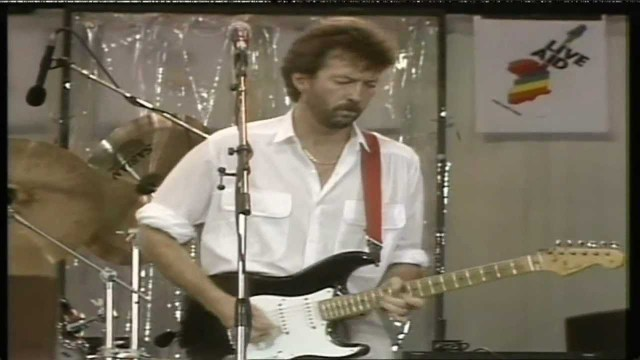 eric-clapton-live-aid-80s