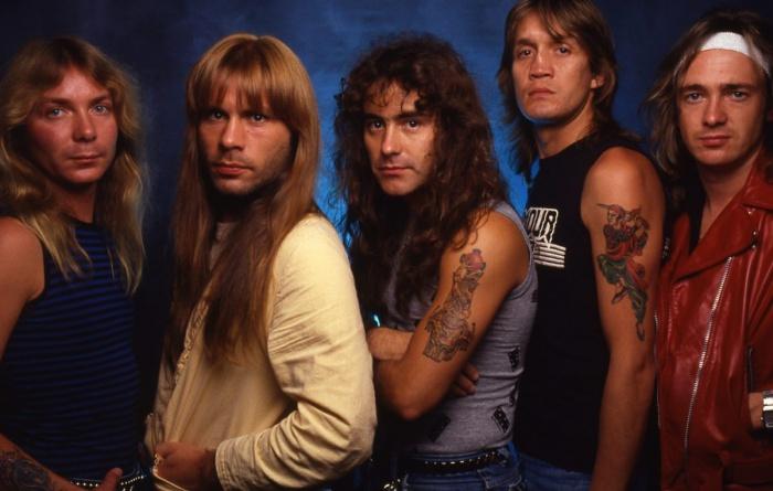 Iron Maiden 1988