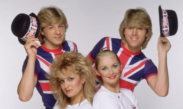 Bucks Fizz Union Jack