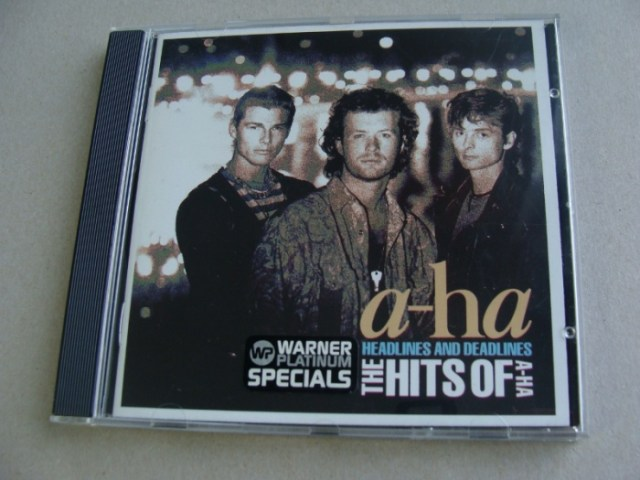 a-ha The Greatest Hits