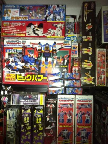 Transformers Japan Vintage