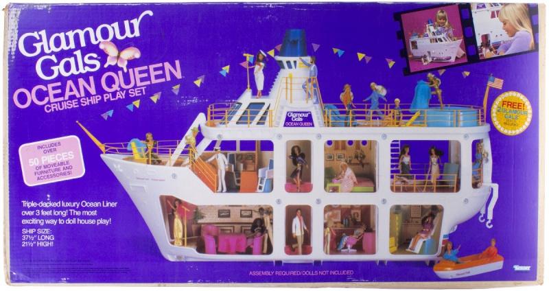 Glamour Gals Ocean Queen Coming Out Mark Bellomo