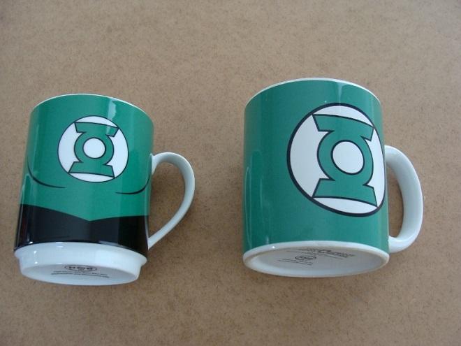 haul mugs Green Lantern