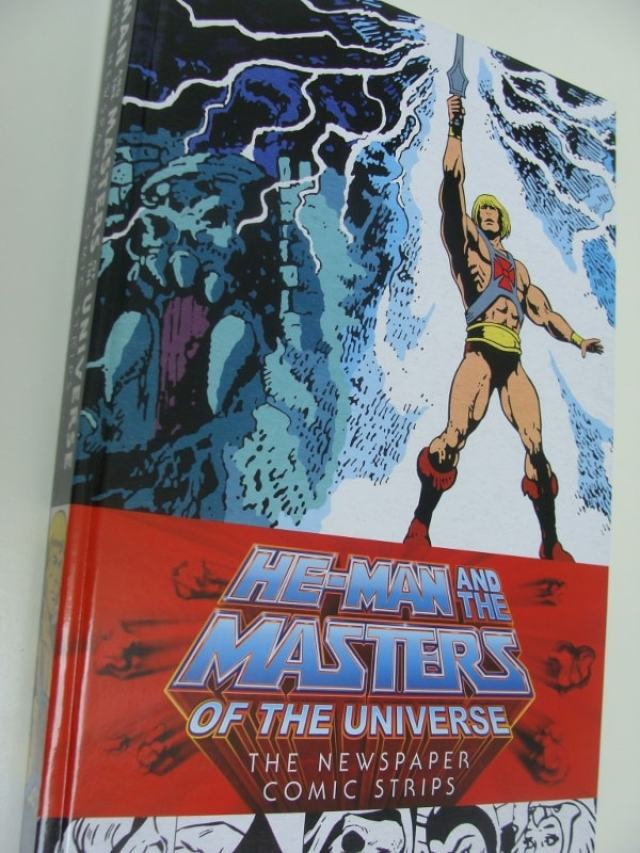 He-Man and the Masters Of The Universe The Newspaper Strips