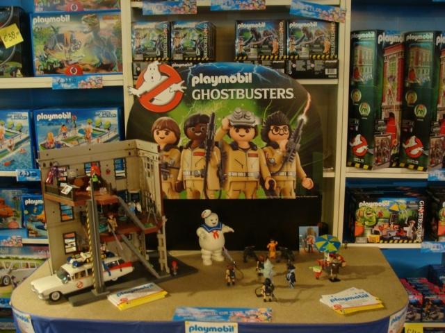 Oosterhout Playmobil Ghostbusters