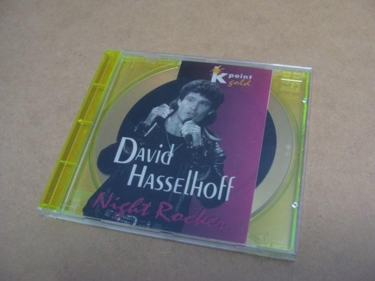Hasselhoff Hoff The Night Rocker mei