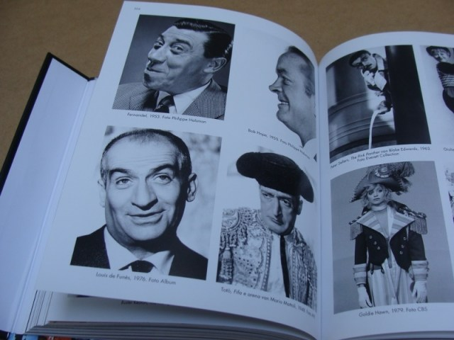 Movie Box Fernandel Louis de Funes