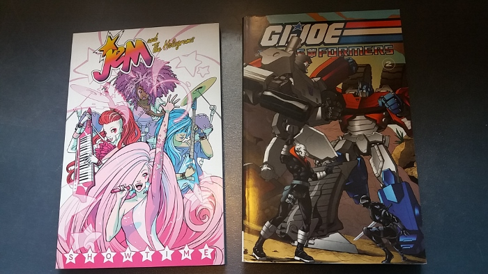Jem Holograms GI Joe Transformers