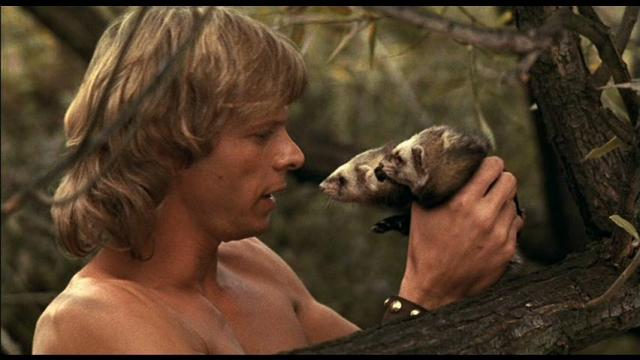 The Beastmaster Marc Singer