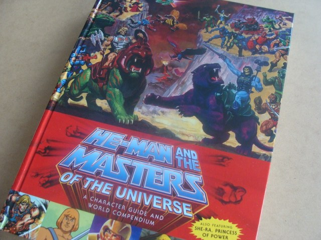 Masters Of The Universe Compendium