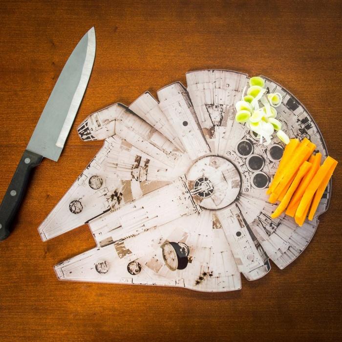 Falcon Star Wars BBQ snijplank