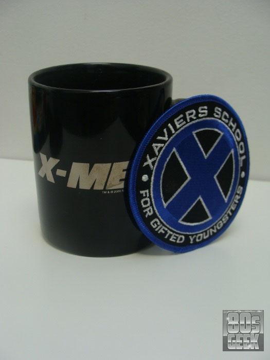 mug mugshot X-Men Xavier