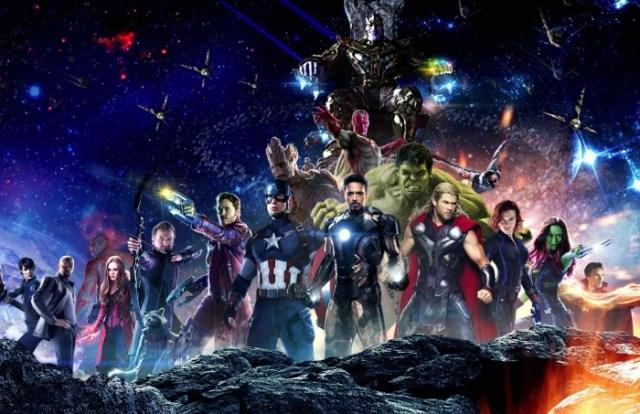Spoilers Infinity War