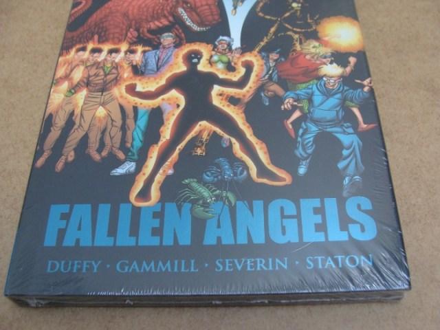 Comic Con Antwerp Fallen Angels