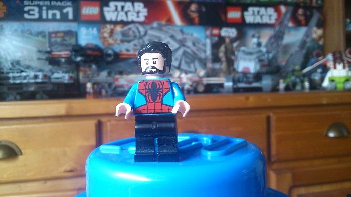 LEGO Selfie Peter De Smet