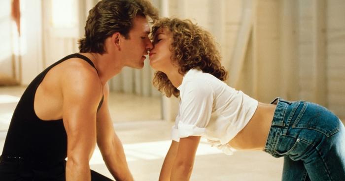 dirty dancing 1987 the kiss