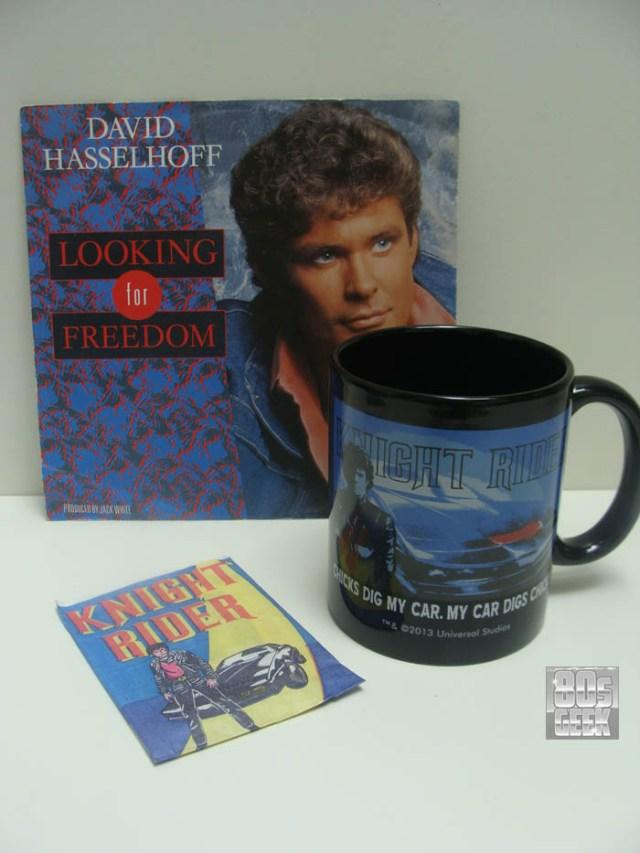 Weetjes over mugs The Hoff David Hasselhoff