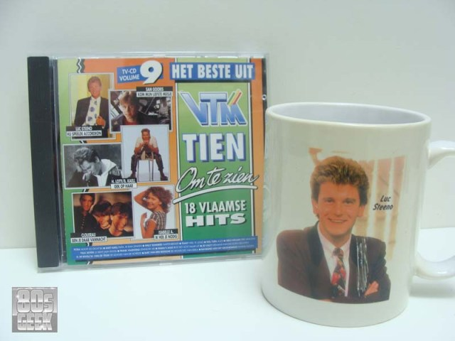 weetjes over Mugs The Voice Lucas Steeno