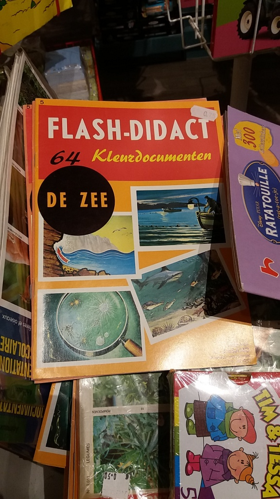 Flash Didact straat 80s