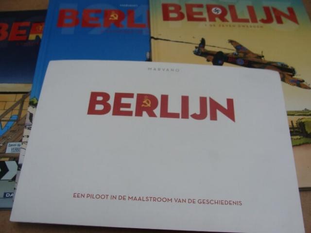 strips Berlijn
