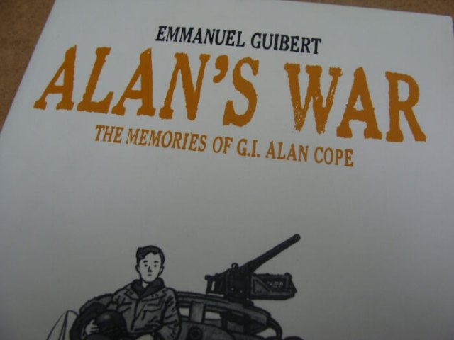 strips Alan's War
