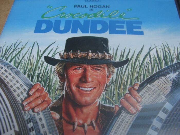 Crododile Dundee cover