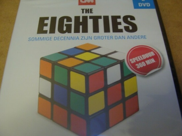 The Eighties DVD CNN