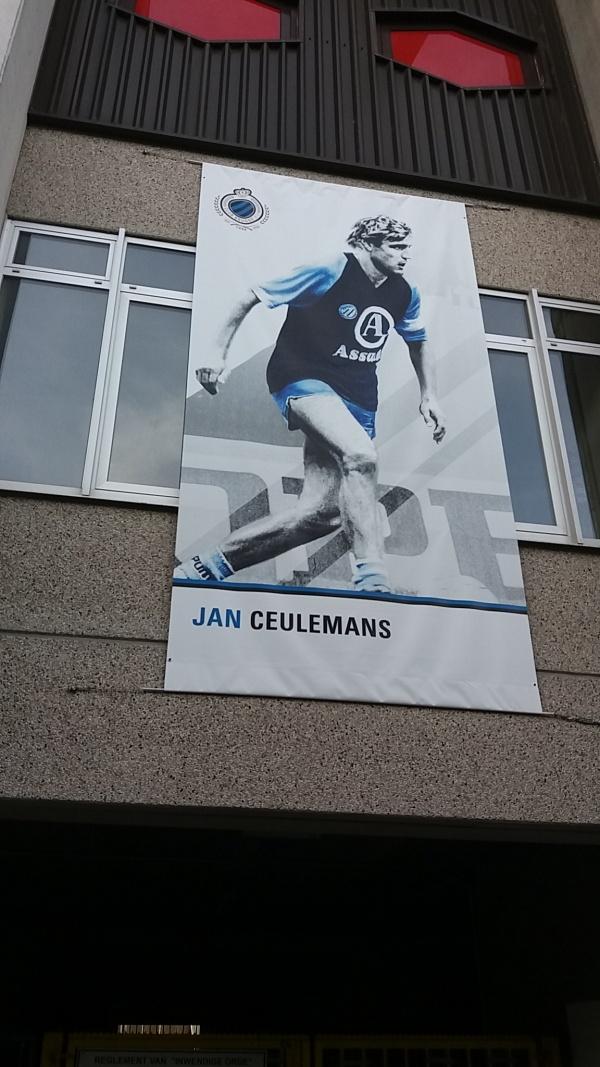 Caje Jan Ceulemans Olympia
