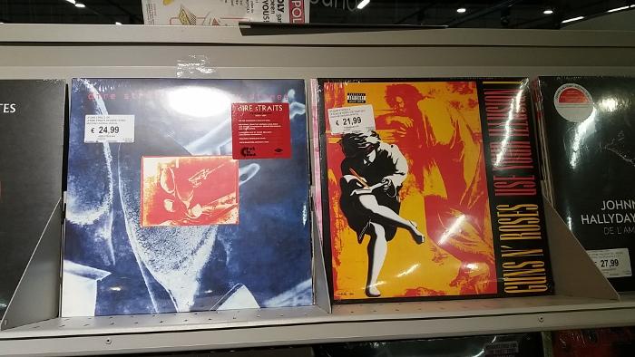 Guns N' Roses Dire Straits