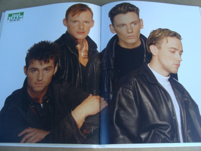 Smash Hits Wet Wet Wet