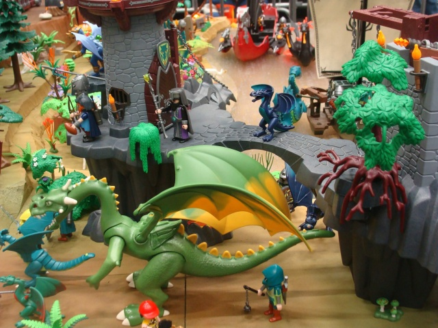 Dragon War Jelle Geerinckx Playmobil Balen 2018
